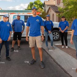 Brighter Days Window Cleaning Team - June 2020