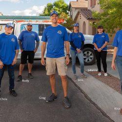 Brighter Days Window Cleaning Team - June 2020